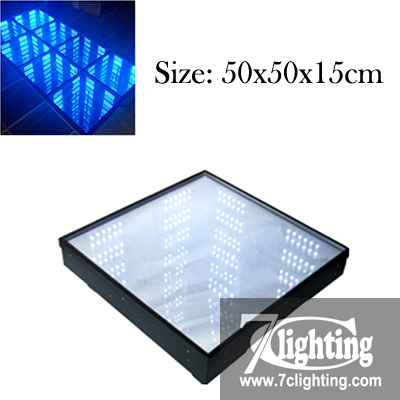 3D LED Dance Floor Mirror Dancing Floor Packages