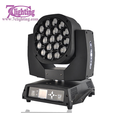 19x15W Big B-EYE Moving Head