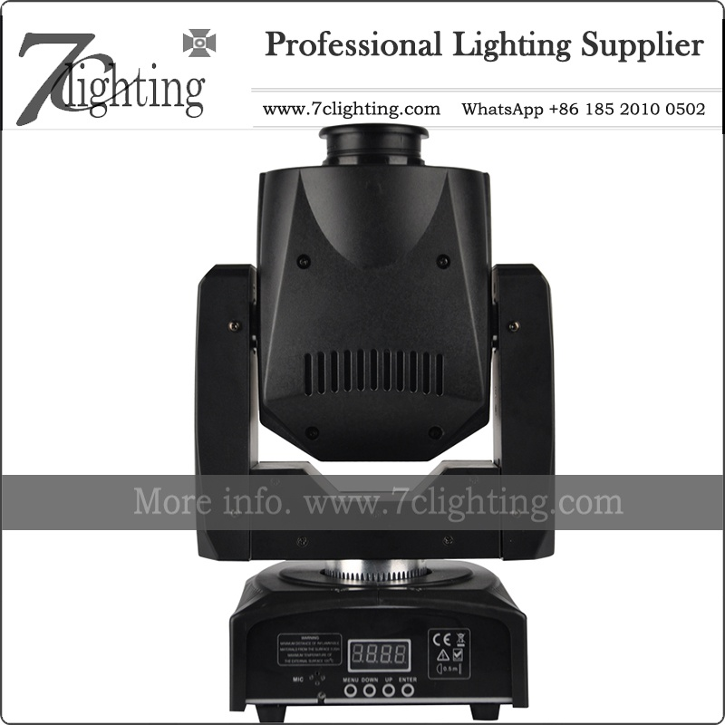 30W Spot Wash Moving Head