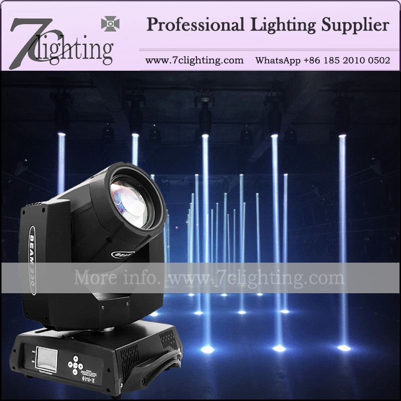 230W 7R Beam Moving Head