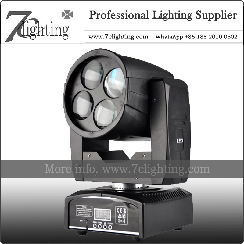4x10W Super Beam Moving Head
