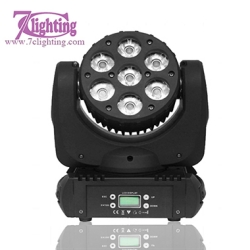 7x12W Beam Moving Head