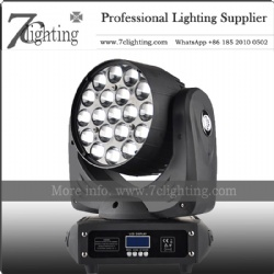 19x12W Beam Moving Head Zoom