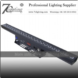 24x15W RGBWA LED Wall Washer