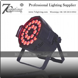 24x18W LED PAR RGBWA+UV