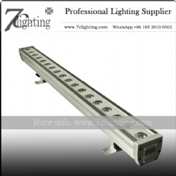 24x3W Tricolor LED Wall Washer IP65