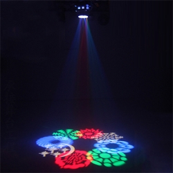 Multi Pattern Disco Light