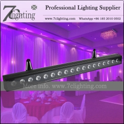 DJ 18 LED Bar Pixel Control