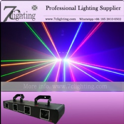 4 Heads Laser Projector